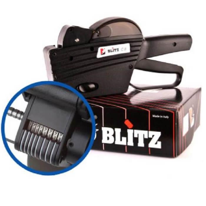 دستگاه اتیکت زن و قیمت زن دستی ایتالیایی مدل BLITZ |