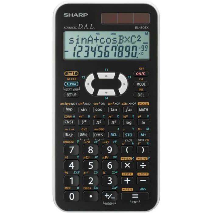 ماشین حساب مهندسی شارپ مدل EL-506X