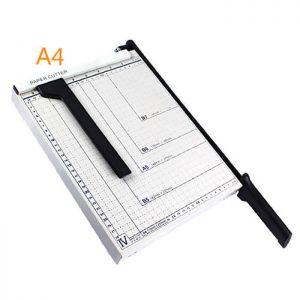 دستگاه برش دستی کاغذ ( گیوتین ) A4