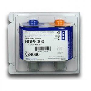 ریبون مشکی پرینتر فارگو HDP 5000 مدل 84060 طرح