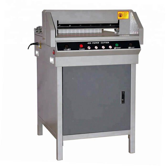 دستگاه برش کاغذ برقی مدل 450 VGS PLUS