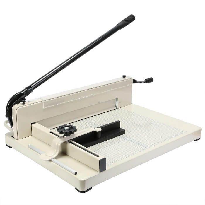 دستگاه برش دستی کاغذA3(گیوتین) مدل 858