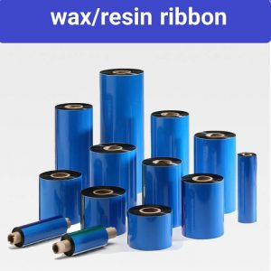 ریبون وکس رزین wax resin
