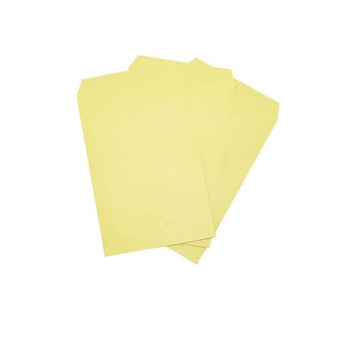 پاکت زرد ا4