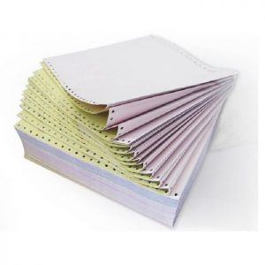 کاغذ 80 ستونی کاربن