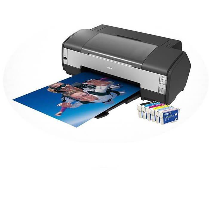 پرینتر مخصوص چاپ عکس اپسون مدل Stylus Photo 1410
