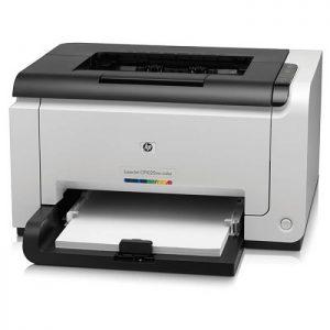 پرینتر لیزری رنگی اچ پی مدل CP1025