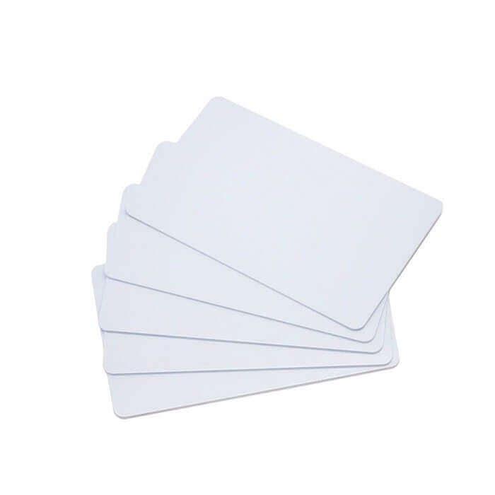 مشخصات کارت PVC ساده بسته 100 عددی