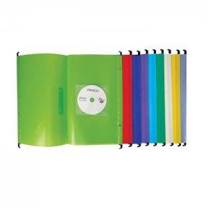 پوشه فایل پلاستیکی پاپکو کد HF-01FC