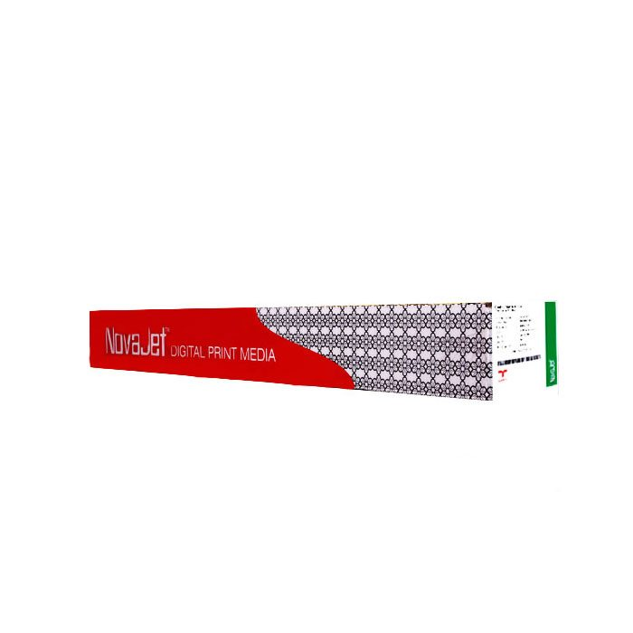 رول کوتد 160 گرم عرض 127 NovaJet