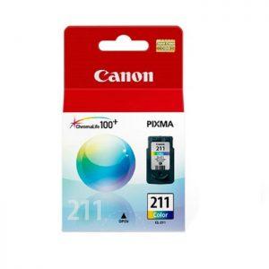 کارتریج کانن مدل Pixma 211 رنگی