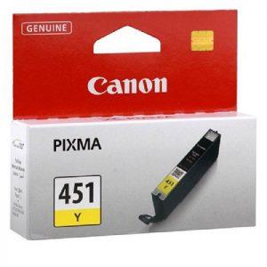 کارتریج کانن مدل Pixma 451 رنگی