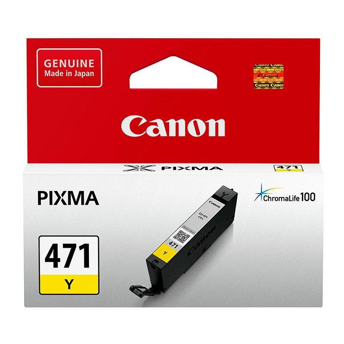 کارتریج کانن مدل Pixma 471 رنگی