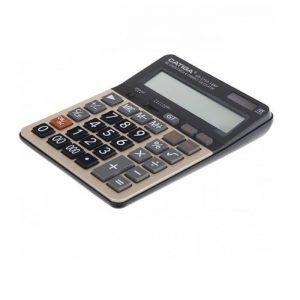 ماشین حساب رومیزی کاتیگا CD-2753-16 RP
