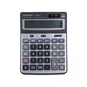 ماشین حساب رومیزی کاتیگا CD-6117-16 RP