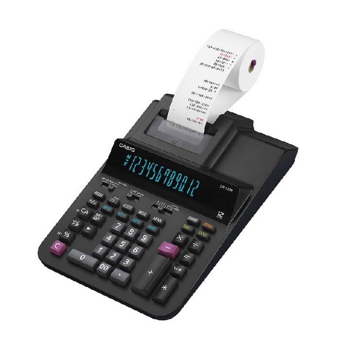 ماشین حساب کاسیو مدل DR-120R