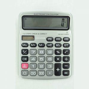 ماشین حساب رومیزی سیتیزن مدل CT-9814-14 RP