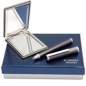 ست خودکار استایلوس و آینه یوروپن مدل Magnet