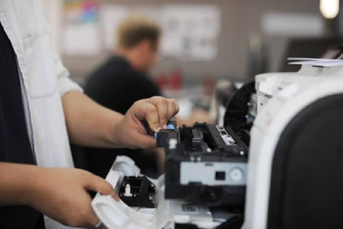 تعمیرات تخصصی دستگاه های کپی