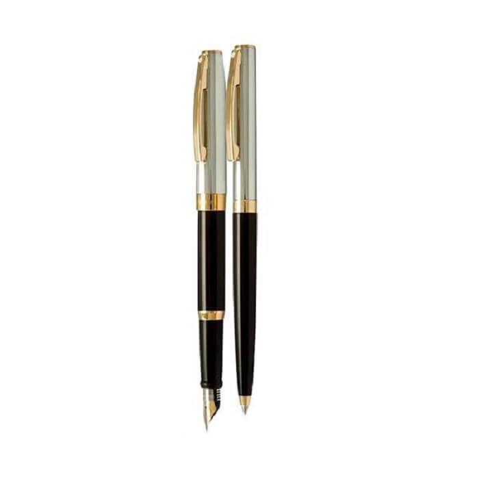 ست خودکار و خودنویس SAGARIS نیمه کروم