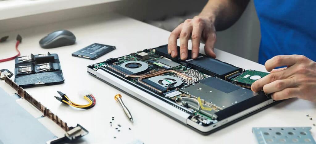 تعمیر کامپیوتر و لپ تاپ