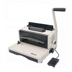 صحافی مارپیچ فلزی مدل Oven MC8702