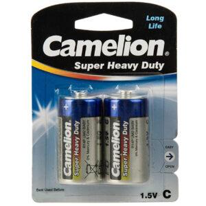 باتری متوسط کملیون مدل Super Heavy Duty بسته 2 عددی