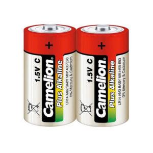 باتری کملیون سایز متوسط پلاس آلکالاین