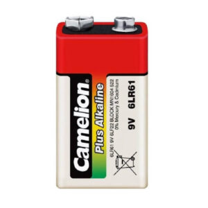 باتری کتابی کملیون مدل Plus Alkaline