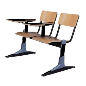 صندلی دانشجویی ام دی اف دو نفره شیدکو